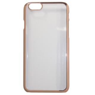 gufo メタル調PCケース ローズゴールド iPhone 7 Plus