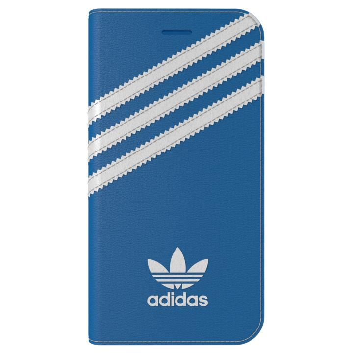 【iPhone7ケース】adidas Originals 手帳型ケース Bluebird/White iPhone 7_0
