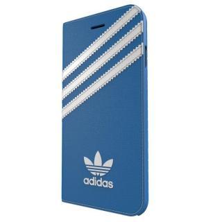 【iPhone7ケース】adidas Originals 手帳型ケース Bluebird/White iPhone 7_1