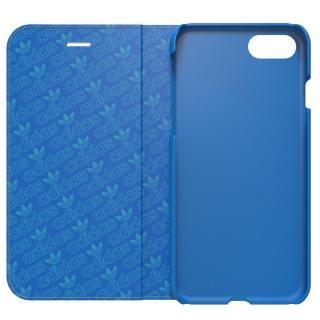 【iPhone7ケース】adidas Originals 手帳型ケース Bluebird/White iPhone 7_3