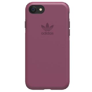 adidas Originals TPUケース Techink Maroon iPhone 7