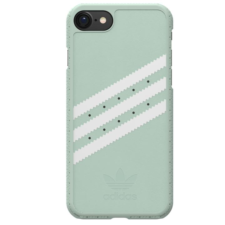 adidas Originals オリジナル スエードケース Vapour GR/WT iPhone 7