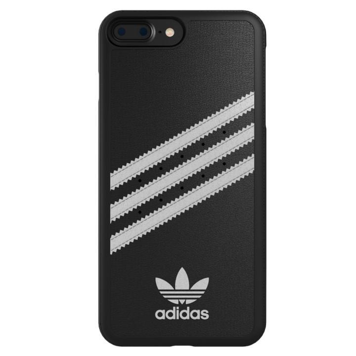 adidas Originals ケース ブラック/ホワイト iPhone 7 Plus