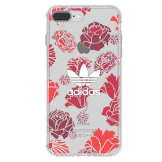 adidas Originals クリアケース Bohemian Red iPhone 7 Plus