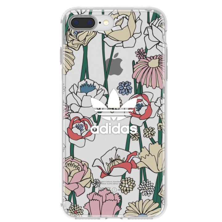 【iPhone7 Plusケース】adidas Originals クリアケース Bohemian Color iPhone 7 Plus_0