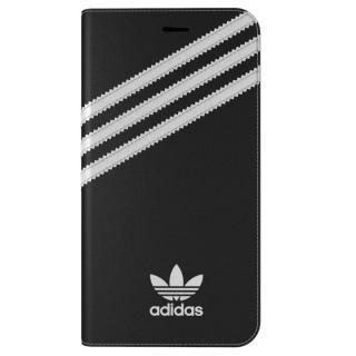 adidas Originals 手帳型ケース ブラック/ホワイト iPhone 7 Plus