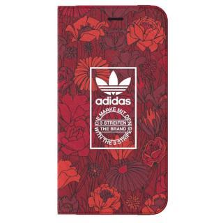 adidas Originals 手帳型ケース Bohemian Red iPhone 7 Plus