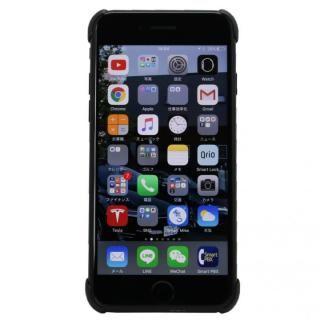 【iPhone8/7/6s/6ケース】CRYSTAL ARMOR  X Ring アルミバンパー ブラック×レッド iPhone 8/7/6s/6_1