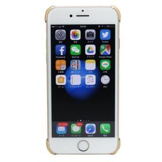 【iPhone8/7/6s/6ケース】CRYSTAL ARMOR  X Ring アルミバンパー ゴールド iPhone 8/7/6s/6_1