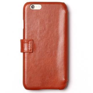 【iPhone6sケース】ウエスタンデザイン 手帳型レザーケース Western ブラウン iPhone 6s/6_1