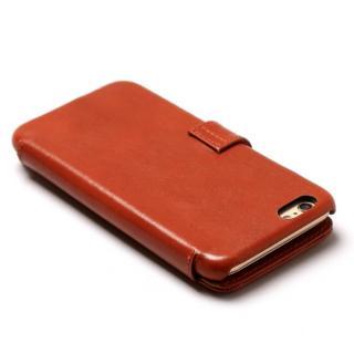 【iPhone6sケース】ウエスタンデザイン 手帳型レザーケース Western ブラウン iPhone 6s/6_3
