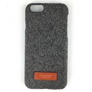 コットンケース 15FW Bartype メランダーググレイ iPhone 6s/6