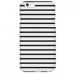ハイブリッドデザインケース TOUGT CASE シンプル ストライプ iPhone 6s/6