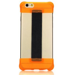 iPhone6s ケース スマートサスペンダーケース オレンジ iPhone 6s/6