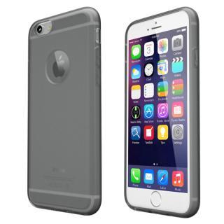 PATCHWORKS ITG ソフトケース マットブラック iPhone 6s Plus