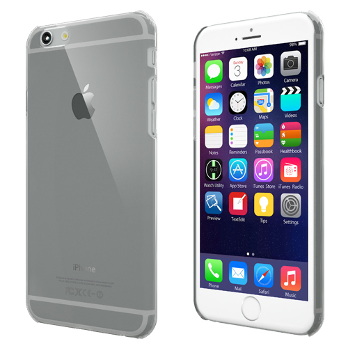 iPhone6s Plus ケース PATCHWORKS ITG ハードケース クリアブラック iPhone 6s Plus_0