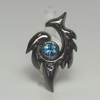 JACK PIERCE 5 TRIBAL Gunmetaric × Sapphire