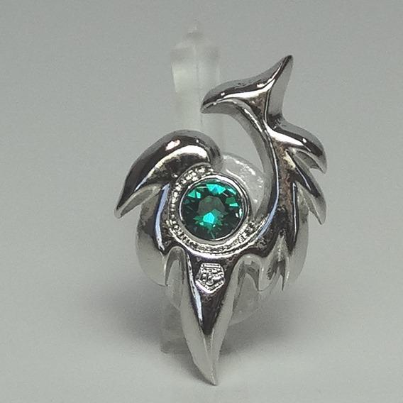 JACK PIERCE 5 TRIBAL Silver × Emerald_0