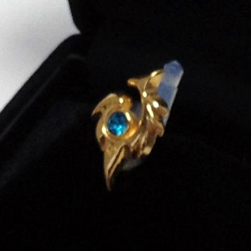JACK PIERCE 5 TRIBAL Gold × Sapphire_0