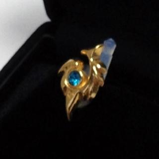 JACK PIERCE 5 TRIBAL Gold × Sapphire