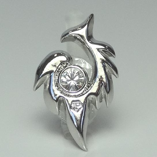 JACK PIERCE 5 TRIBAL Silver × Crystal
