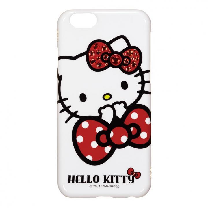 【iPhone6sケース】iDress ハローキティ ジュエリーケース レッドリボン iPhone 6s/6_0