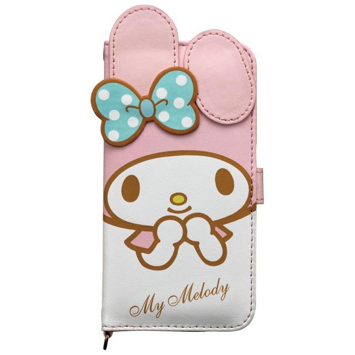 iPhone6s ケース iDress マイメロディ手帳型ケース ピンク iPhone 6s/6_0