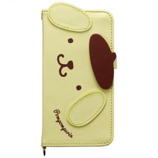 iPhone6s ケース iDress ポムポムプリン手帳型ケース プリン iPhone 6s/6