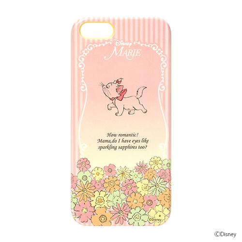 【iPhone SE/5s/5ケース】Favorite Style Disney Series  iPhone 5 クラシックフラワー マリー_0