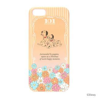 Favorite Style Disney Series iPhone SE/5s/5 クラシックフラワー 101匹わんちゃん