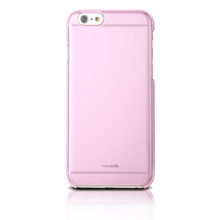 iPhone6 ケース ポリカーボネート製クリアケース InnerExile Hydra ピンク iPhone 6ケース_0