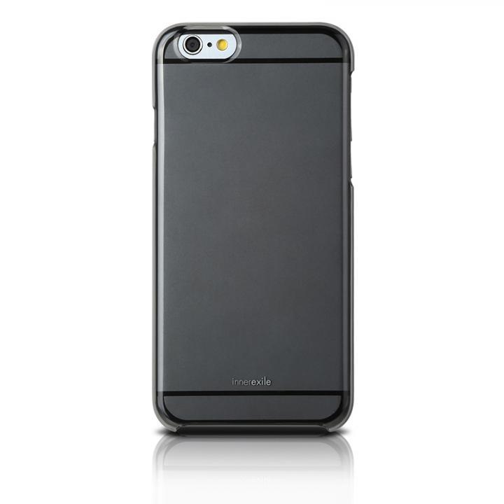 iPhone6 ケース ポリカーボネート製クリアケース InnerExile Hydra ブラック iPhone 6ケース_0