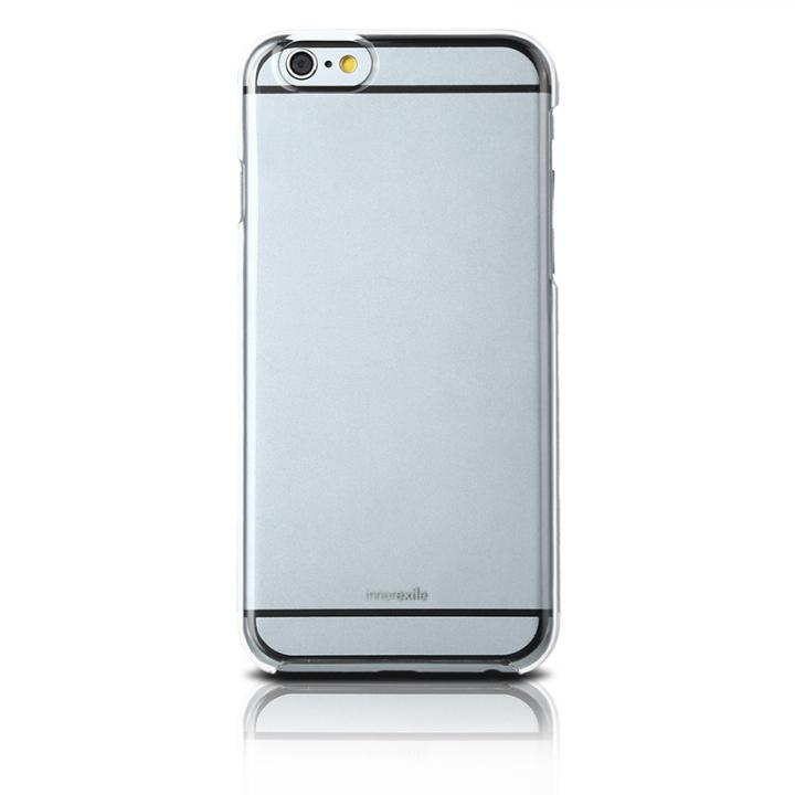 【iPhone6ケース】ポリカーボネート製クリアケース InnerExile Hydra クリア iPhone 6ケース_0
