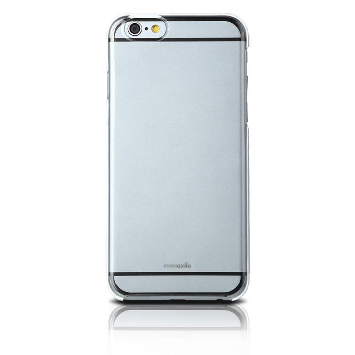 ポリカーボネート製クリアケース InnerExile Hydra クリア iPhone 6ケース