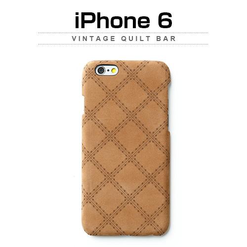 【iPhone6ケース】モダンなキルティング模様  Vintage Quilt iPhone 6ケース_0