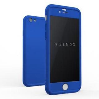 ZENDO NanoSkin FreeFall ハードケース ブルー iPhone 7