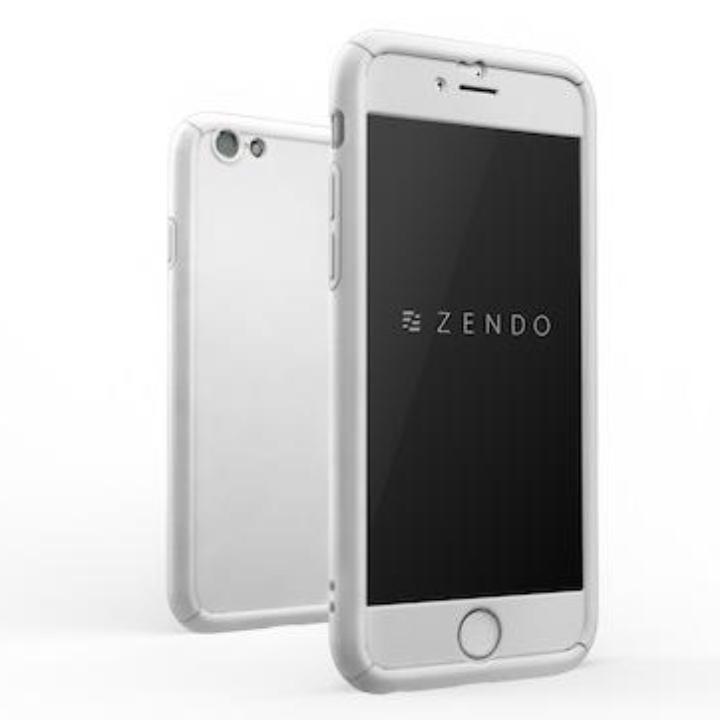 iPhone7 ケース ZENDO NanoSkin FreeFall ハードケース ホワイト iPhone 7_0
