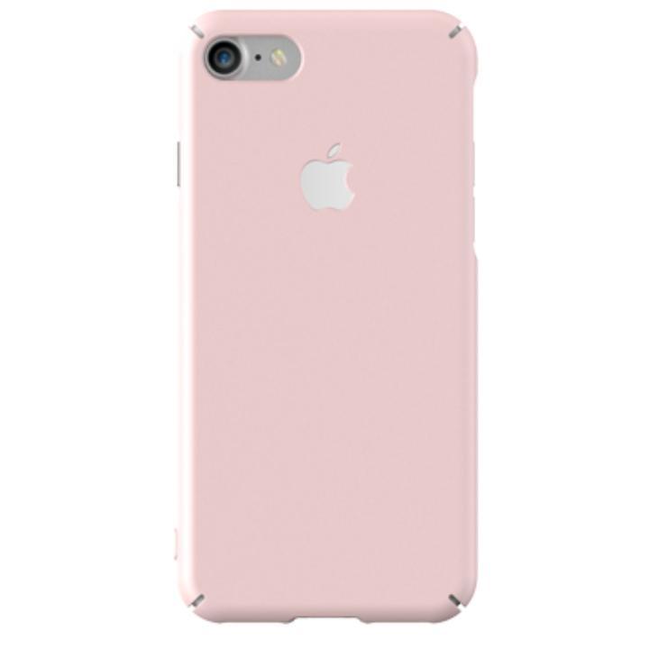 【iPhone7ケース】PhoneFoam Sugar ハードケース ベビーピンク iPhone 7_0