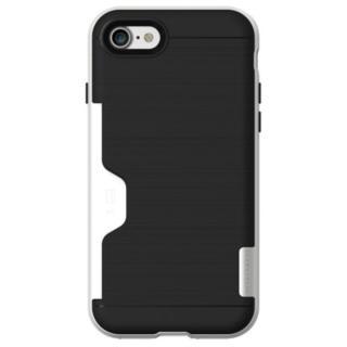 PhoneFoam LINE ICカード対応ハードケース ピュアホワイト iPhone 7