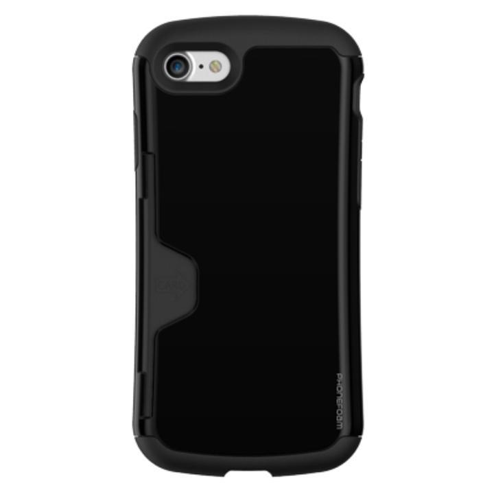 PhoneFoam Golf Original ICカード対応ハードケース ブラック iPhone 7