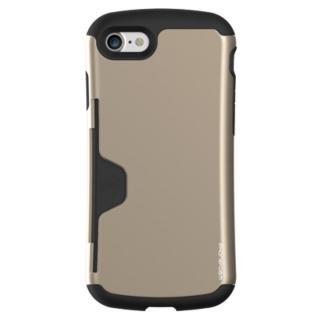 [2017夏フェス特価]PhoneFoam Golf Original ICカード対応ハードケース シャンパンゴールド iPhone 7