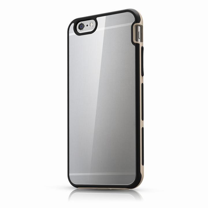 ITSKINS 耐衝撃ハイブリッドケース ゴールド/ブラック iPhone 6s Plus/6 Plus