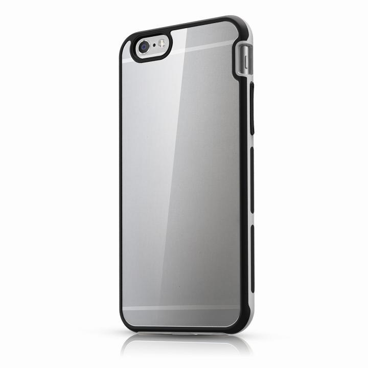 iPhone6s Plus/6 Plus ケース ITSKINS 耐衝撃ハイブリッドケース シルバー/ブラック iPhone 6s Plus/6 Plus_0