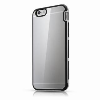 ITSKINS 耐衝撃ハイブリッドケース シルバー/ブラック iPhone 6s Plus/6 Plus