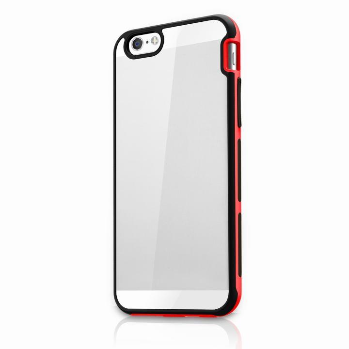iPhone6s Plus/6 Plus ケース ITSKINS 耐衝撃ハイブリッドケース ブラック/レッド iPhone 6s Plus/6 Plus_0