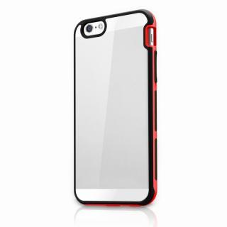 ITSKINS 耐衝撃ハイブリッドケース ブラック/レッド iPhone 6s Plus/6 Plus