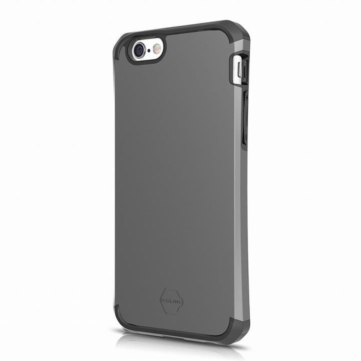 iPhone6s ケース ITSKINS 耐衝撃ハイブリッドケース Evolution スペースグレー iPhone 6s_0