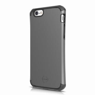 iPhone6s ケース ITSKINS 耐衝撃ハイブリッドケース Evolution スペースグレー iPhone 6s