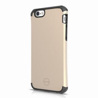 ITSKINS 耐衝撃ハイブリッドケース Evolution ゴールド&ブラック iPhone 6s