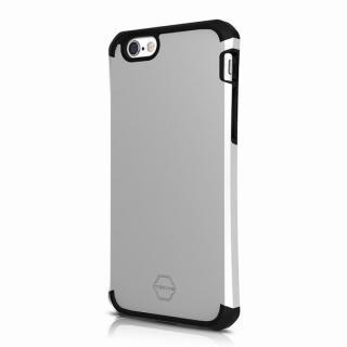 iPhone6s ケース ITSKINS 耐衝撃ハイブリッドケース Evolution シルバー&ブラック iPhone 6s